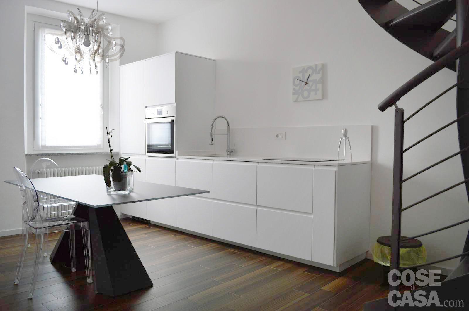 Piastrelle soggiorno e cucina cool pannelli retro cucina bricoman e pannelli retrocucina prezzi - Piastrelle cucina ikea ...