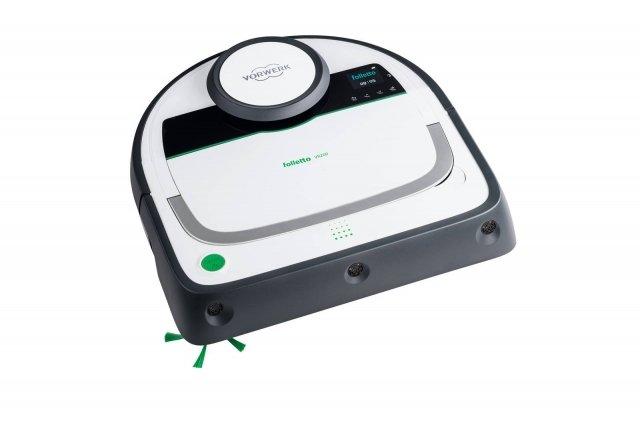 robot aspirapolvere Folletto VR200