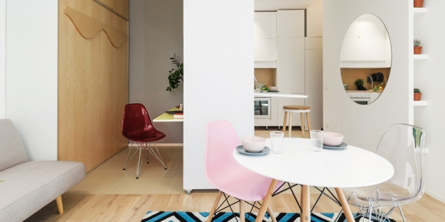Progetti case 50mq piccole idee arredamento piantine for Idee in casa