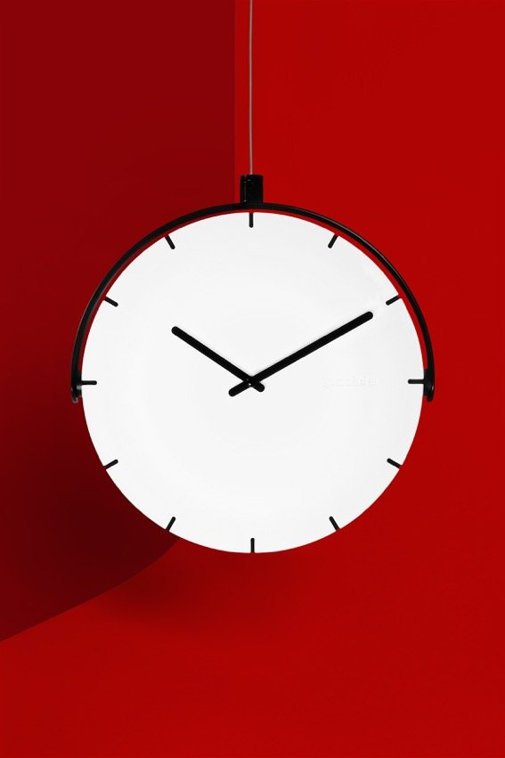 fratelli guzzini 01_Move Your Time orologio da parete