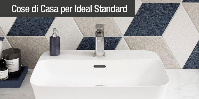 Lavabi da appoggio Ipalyss: il design vincente di una nuova miscela ceramica, plasmabile in bordi sottili