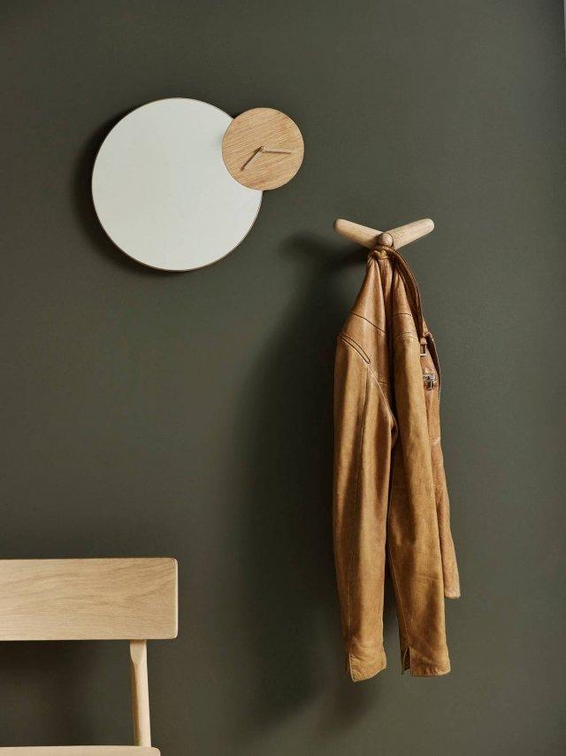 madeindesign ambientata orologio da parete