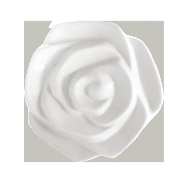 n. 4 La Porcellana Bianca , Rose
