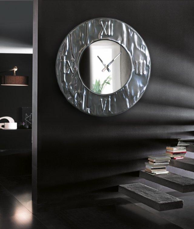 riflessi_Mito orologio da parete