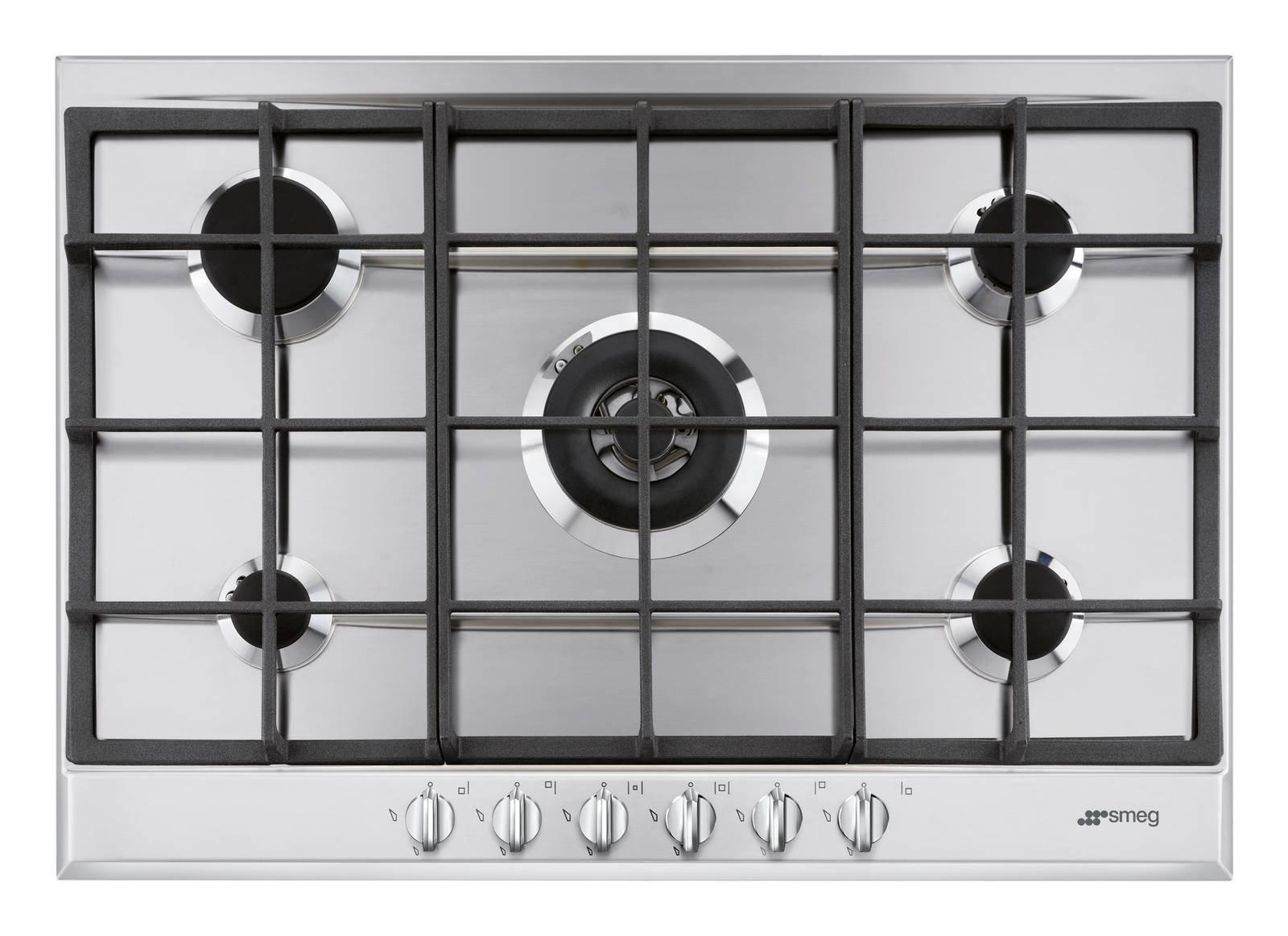 Misure Standard Piano Cottura Cucina piano a gas: finiture, griglie, formati e dimensioni - cose