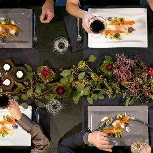 Piatti, bicchieri e posate di Villeroy & Boch www.villeroy-boch.it