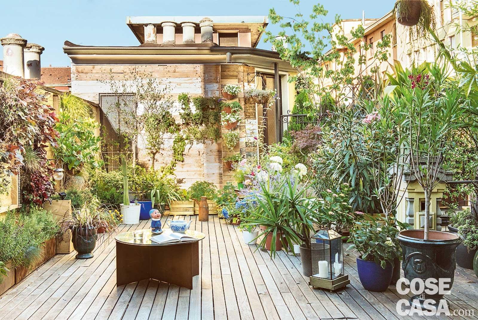 Credenza Per Terrazzo : 85 mq con spunti industrial e idee di recupero creativo cose casa