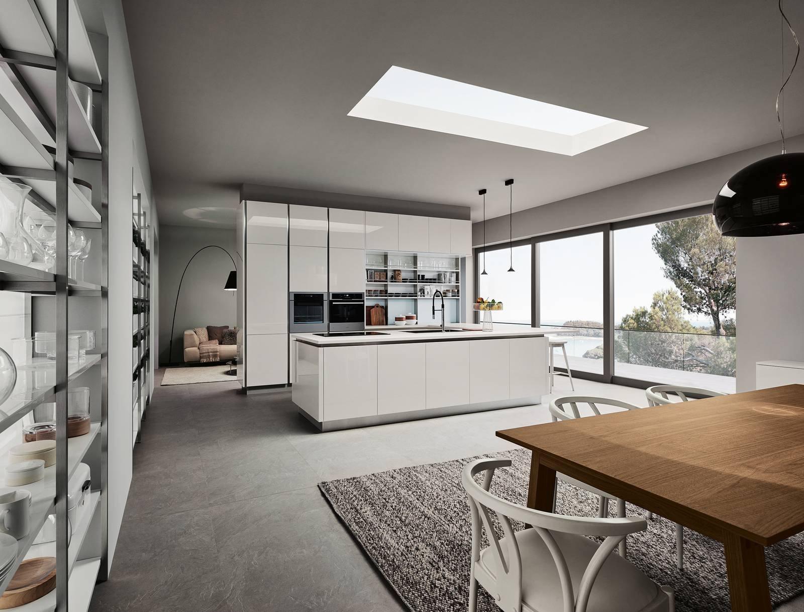 Qual il colore pi richiesto e scelto per la cucina cose di casa - Cucine da 10000 euro ...
