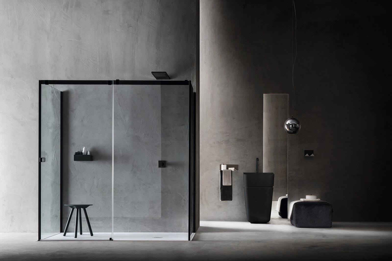 I trend per l ambiente doccia al salone del bagno 2018 - Box doccia senza telaio ...