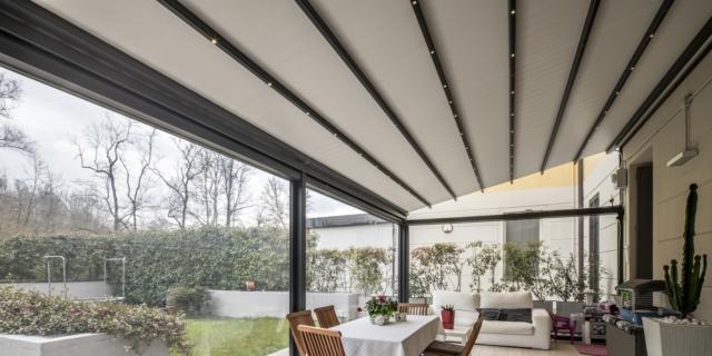 Pergole multifunzionali: l'ombra che rende più grande e bella la casa