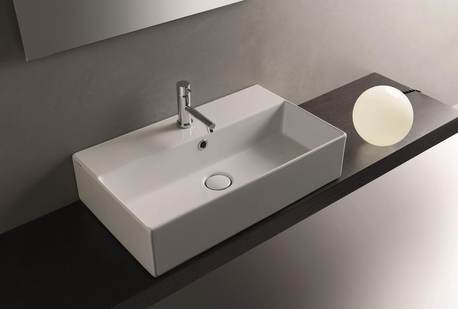 i nuovi lavabi d arredo proposti al salone del bagno 2018