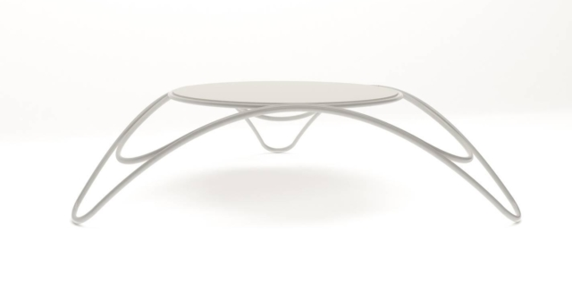 Barel, Coffee table Armonia, design Simone Micheli
