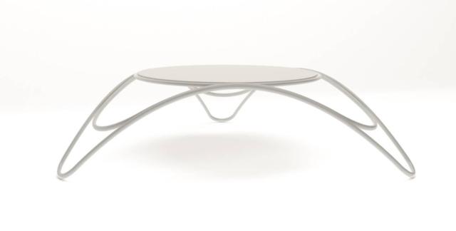 Barel, Coffee table Armonia, design Simone Micheli