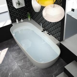 Le Vasche Da Bagno Non Sono Realizzate Soltanto In Acrilico Cose Di Casa