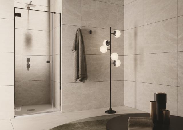 4 azure inda salone del bagno ambiente doccia