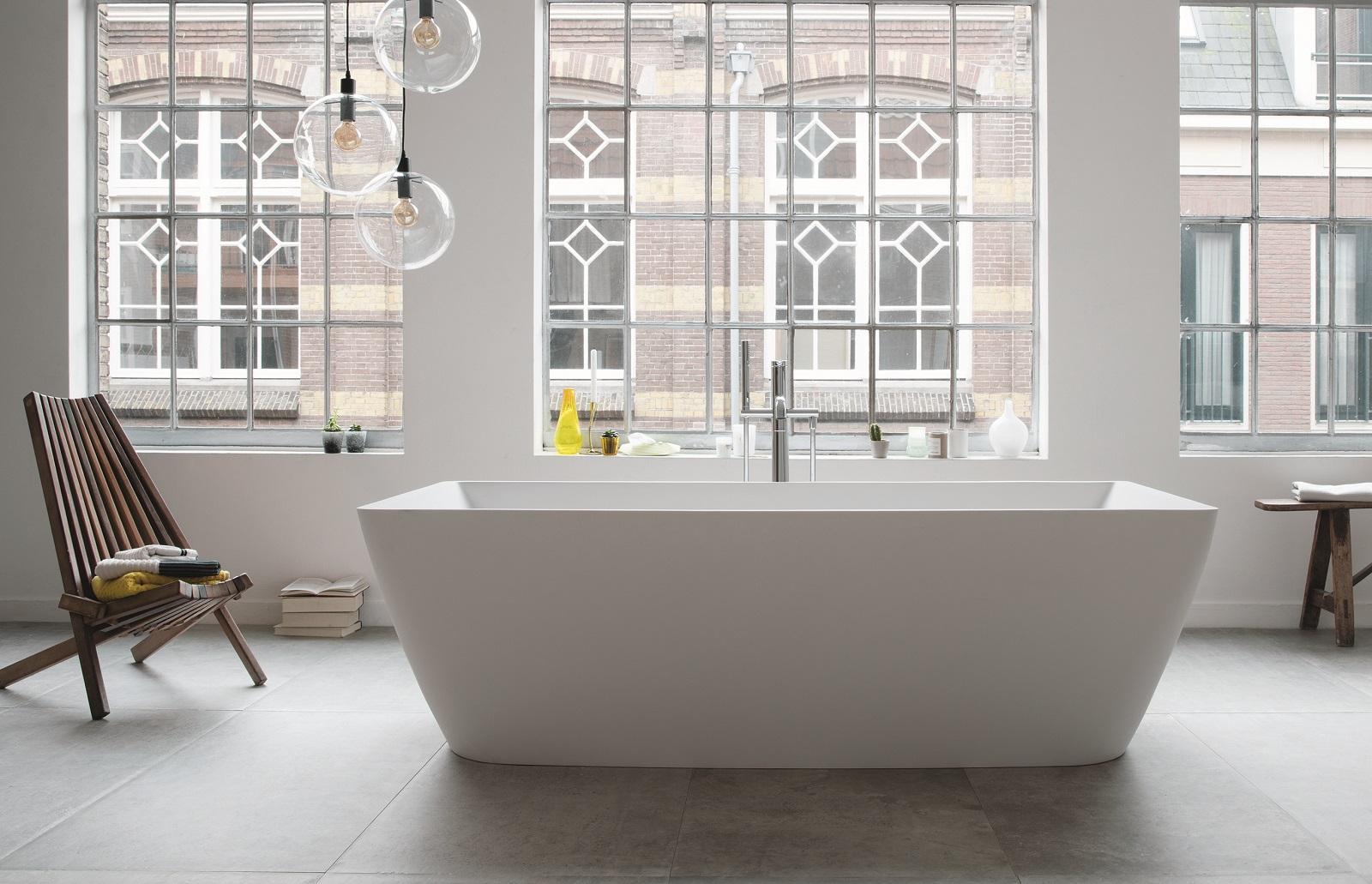 Vasca Da Bagno Quale Scegliere : Le vasche da bagno non sono realizzate soltanto in acrilico