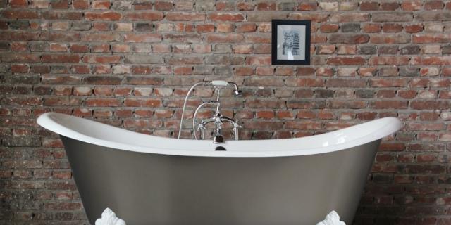 Soluzioni Per Vasca Da Bagno.Le Vasche Da Bagno Non Sono Realizzate Soltanto In Acrilico