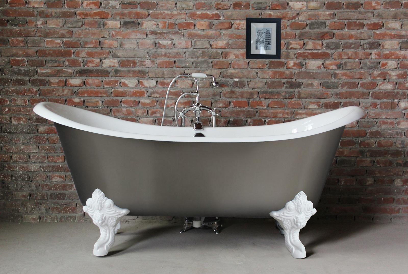 Vasca Da Bagno Zampe Di Leone : Le vasche da bagno non sono realizzate soltanto in acrilico