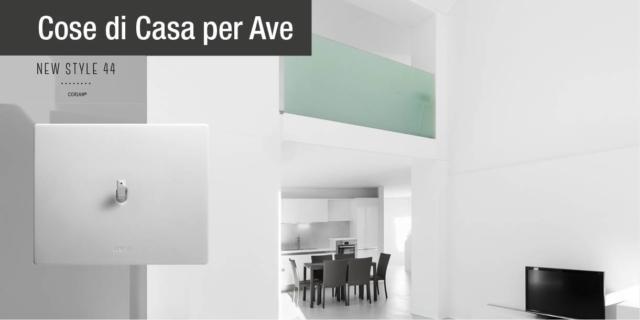 Placche in Corian di AVE: per spazi minimal e luminosi