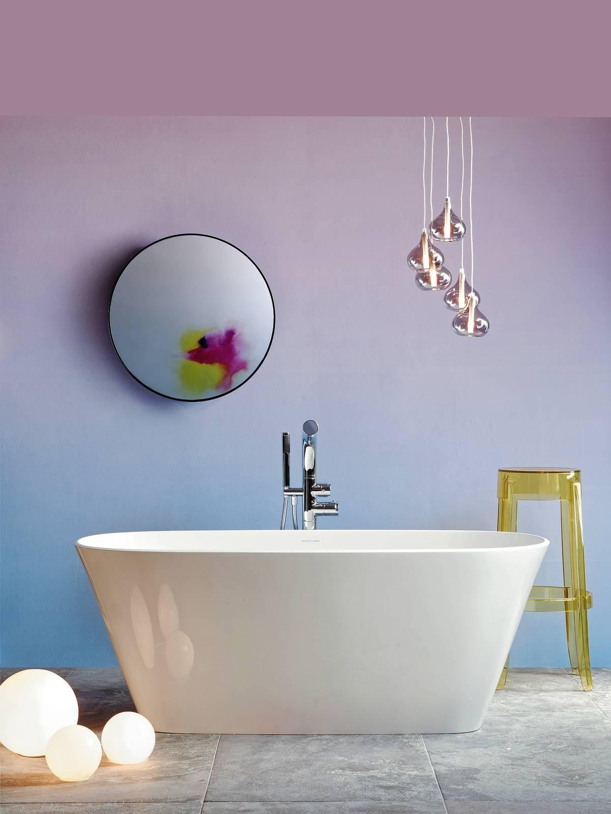 Rinnovare il bagno con il colore per un ambiente - Rinnovare la vasca da bagno ...