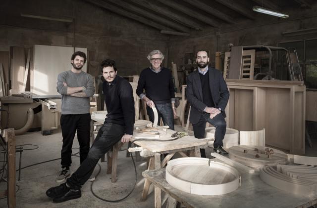 David&Nicolas and Morelato 3 - © Laila Pozzo per Doppia Firma - MFCC, FCMA, Living-MEDIA