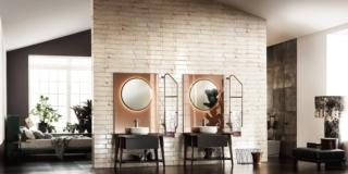 doppio lavabo Diesel Open Workshop_bathroom_pag 26_27_Claro1