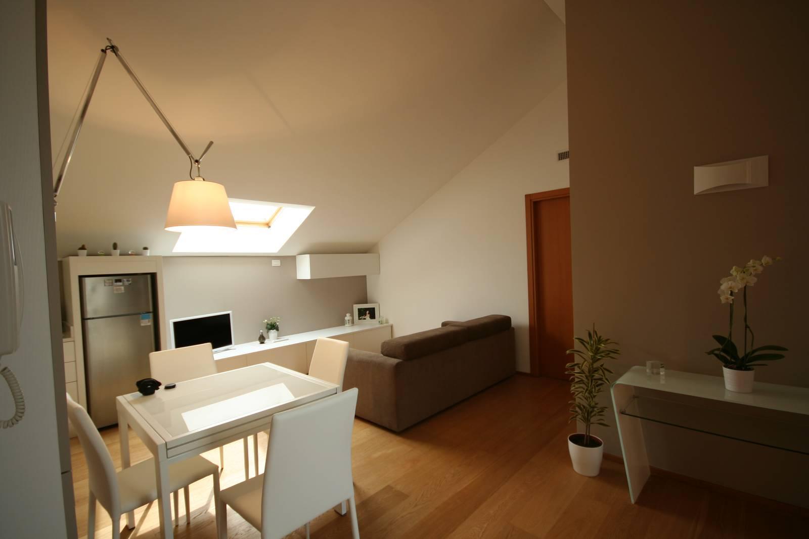 Arredare La Mansarda Con Soluzioni Pratiche Ed Eleganti Cose Di Casa