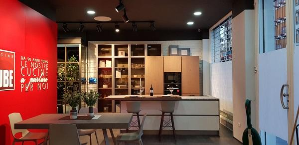 Calderoni Maria Cucine Lube Cucine Componibili.Nuovo Store Del Gruppo Lube A Catania Cose Di Casa