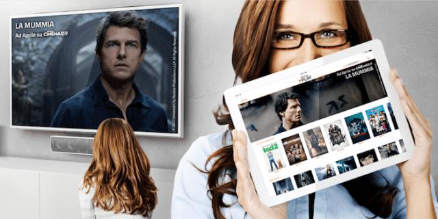 I nuovi modi di guardare la tv e i video on demand