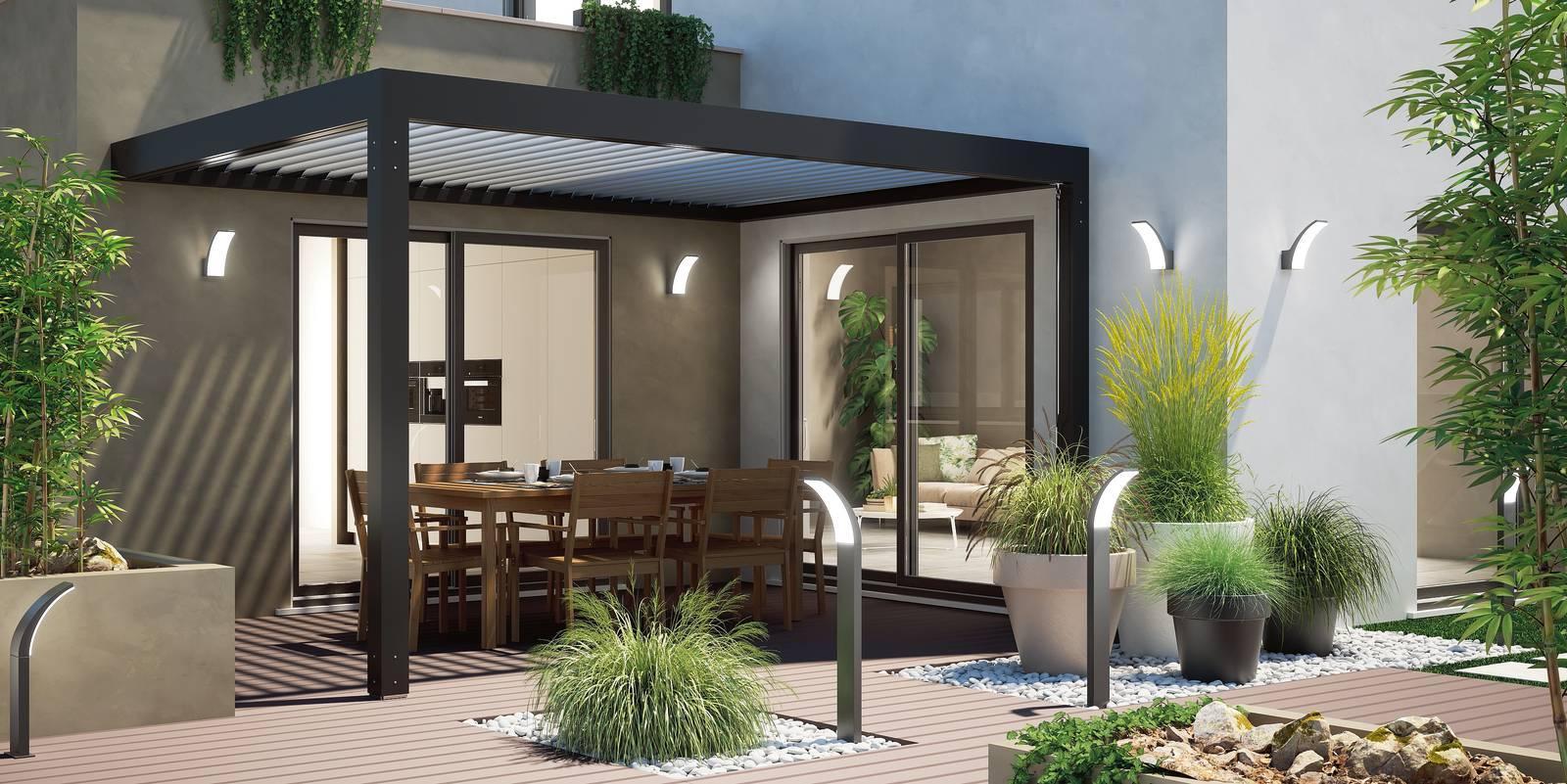 Da leroy merlin tavoli e sedie per esterni per arredare for Mobili per terrazzi e giardini