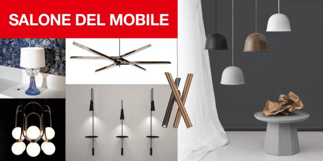Lampade per un effetto total look al Salone del Mobile 2018
