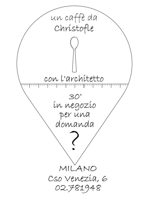 Da christofle a milano prenota una consulenza gratuita di for Consulenza architetto gratuita