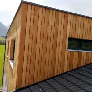 Sopraelevazione in legno di un edificio in Svizzera realizzata da Vario Haus