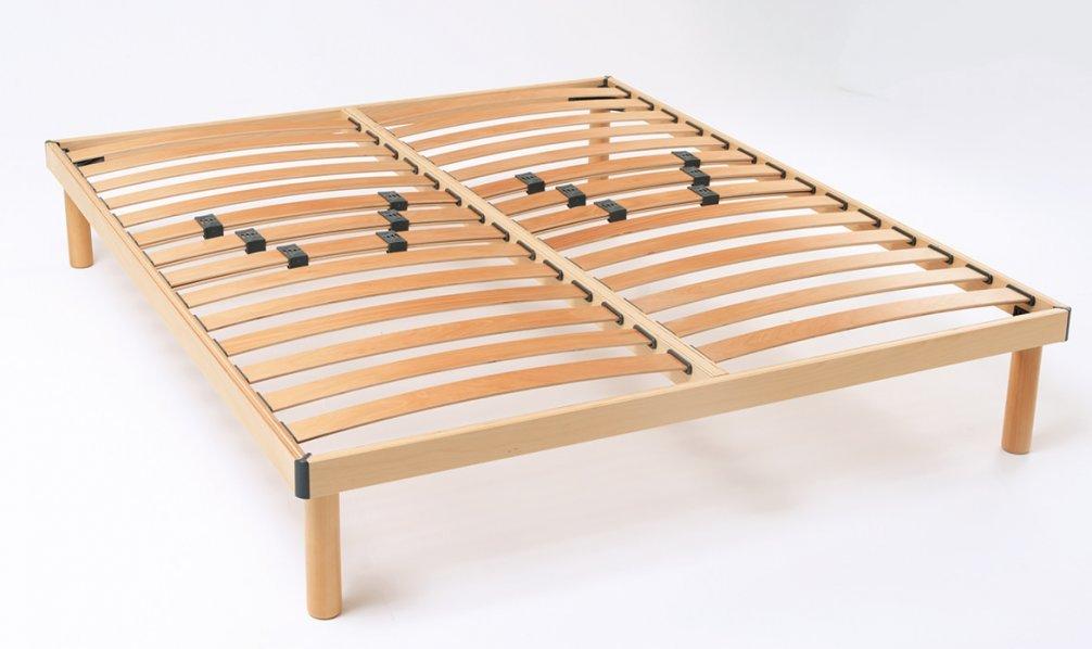 Rete Per Letto Matrimoniale Ikea.Quale Supporto Per Il Materasso Scegliere Una Rete A Doghe In