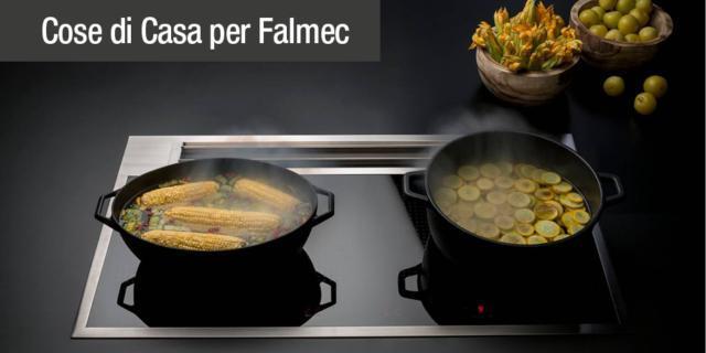 L'innovazione Falmec a Eurocucina FTK 2018