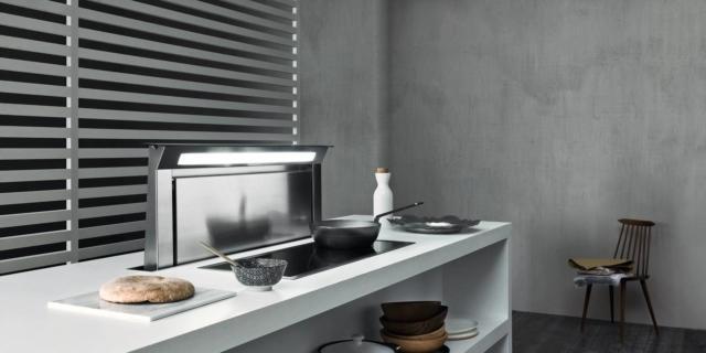 Cappe per cucina: modelli a isola, scomparsa, d\'arredo e ...