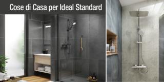 Tecnologia e design per la doccia perfetta con la gamma Idealrain