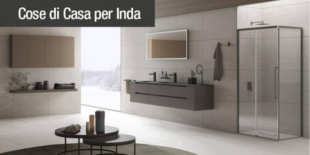 Creare il proprio spazio: Inda presenta i nuovi mobili bagno 2018