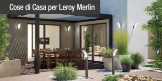 Da Leroy Merlin tavoli e sedie per esterni, per arredare balconi e giardini