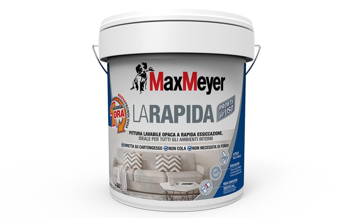 Colori Per Esterni Max Meyer : Dipingere le pareti esiste un modo per accorciare i tempi cose