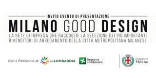 Milano Good Design: vetrina dell'eccellenza dell'arredamento