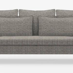 Kite Sofa di Porro, design Gamfratesi, è il divano che ha la forma che si ispira a quella di una conchiglia: la struttura in tubolare metallico, elegantemente curvata, accoglie l'imbottitura interna rifinita artigianalmente e modellata con un design contemporaneo. www.porro.com