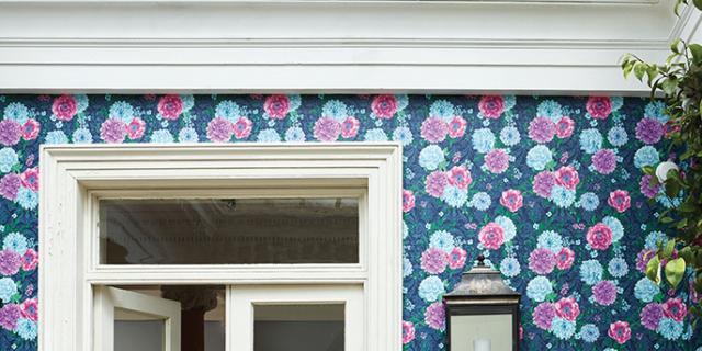 Stampe floreali: decor di primavera in casa