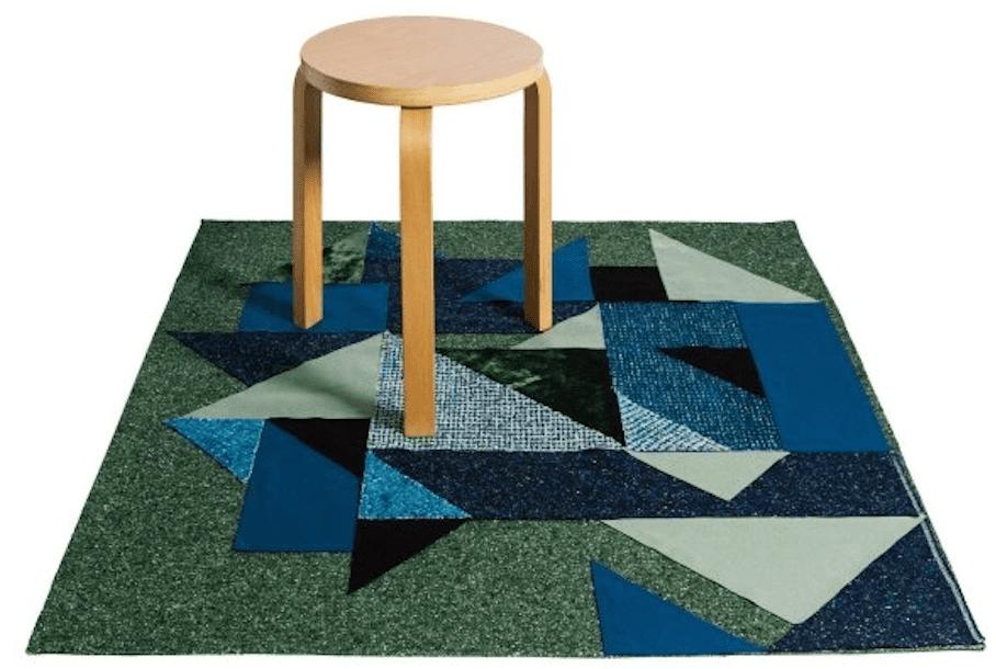 Tappeti Fai Da Te Stoffa : Tappeto patchwork fai da te cose di casa
