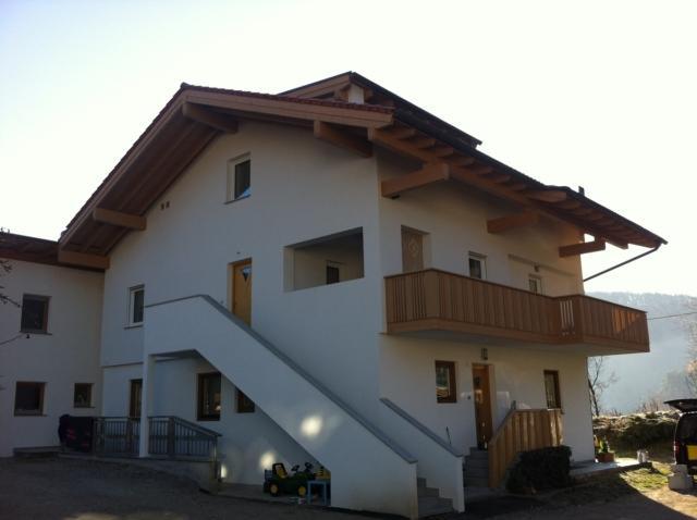 Sopraelevazione in legno di una casa unifamiliare in Italia realizzata da Vario Haus - Risultato finale