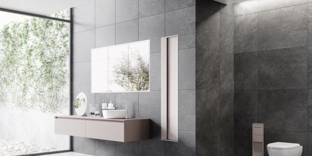 Novit dal salone del bagno 2018 dai mobili alle docce - Fiera del bagno bologna ...