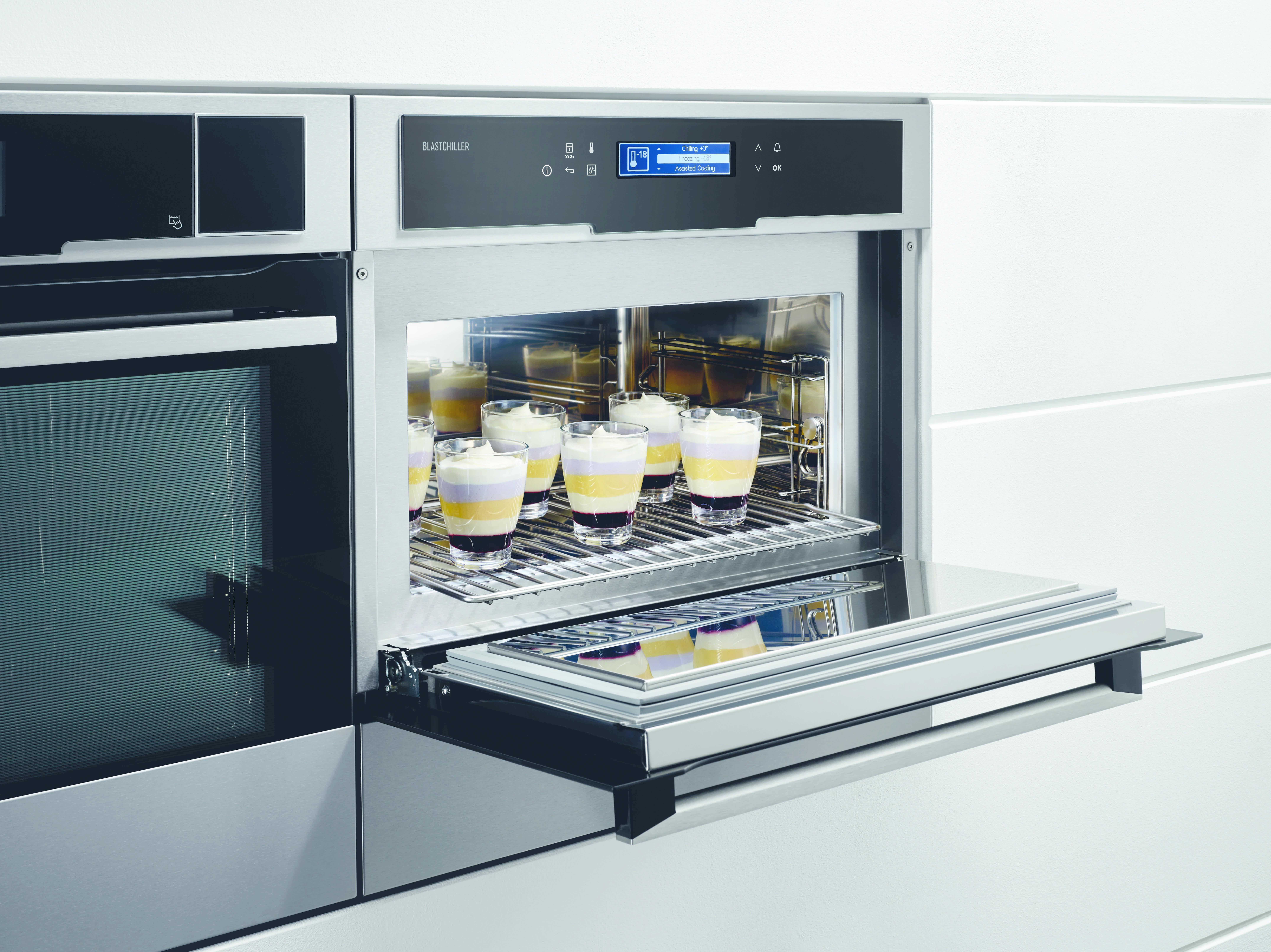 L abbattitore di temperatura freddo rapido anche per la cucina di casa cose di casa - Abbattitore per casa ...