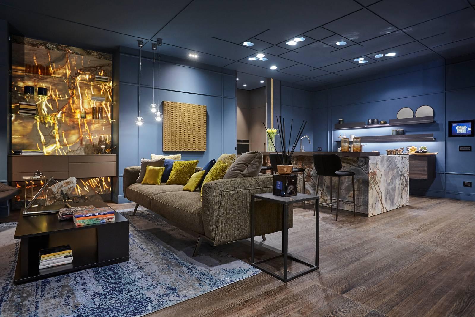 Andrea castrignano al fuorisalone 2018 con l 39 attico roof for Progetti di ristrutturazione appartamenti