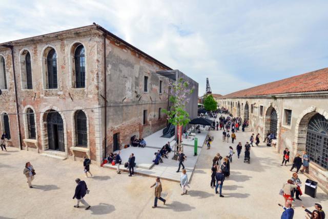 Arsenale_Photo by Andrea Avezzù - Courtesy La Biennale di Venezia HD