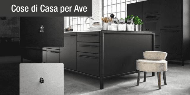 AVE New Style 44 in vetro e alluminio: il nuovo trend per illuminare i tuoi ambienti